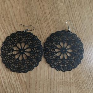 Jewelry - ⏳ LAST DAY ⌛️ Big Round Circle Dangling Earrings